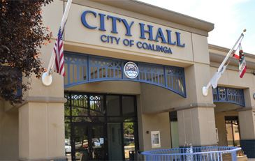 City Hall, City of Coalinga